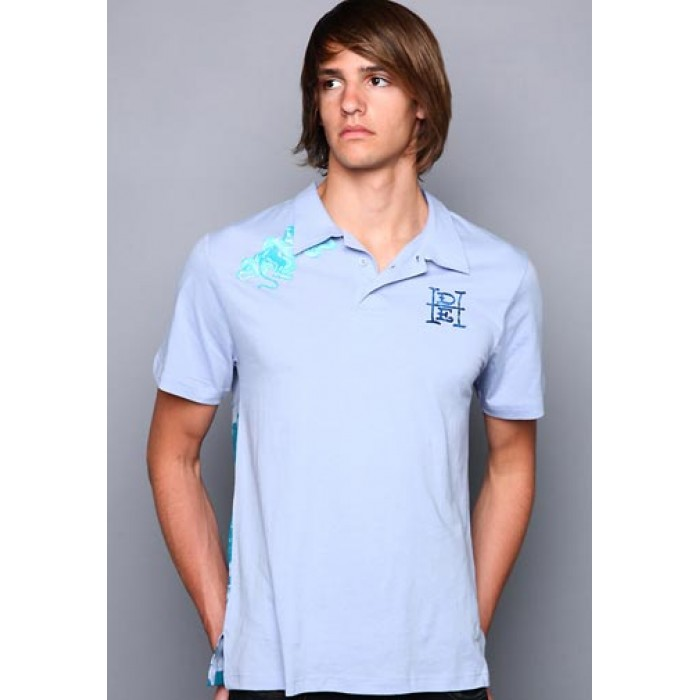 ed hardy reasonable price,For The World Enzyme Wash Polo