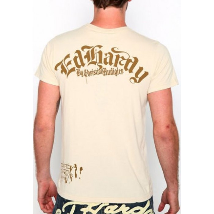 coupon codes Ed Hardy,Panther And Cobras Signature Tee