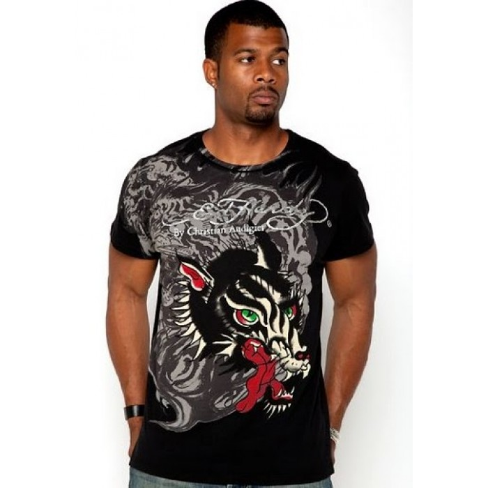 ED Hardy Specialty Short Sleeve T-shirt