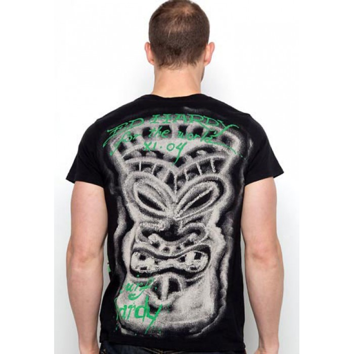 best Ed Hardy,Surfing Panther Specialty Tee black