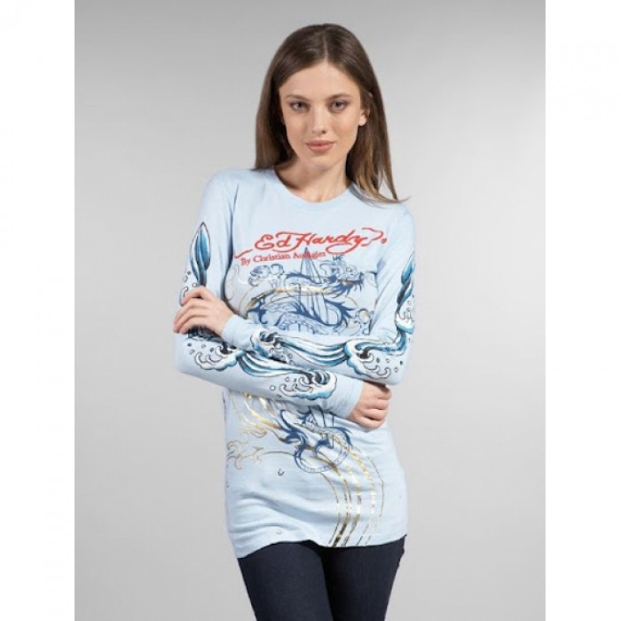 Ed Hardy outlet locations,ED Hardy Womens Long Sleeve T Shirt