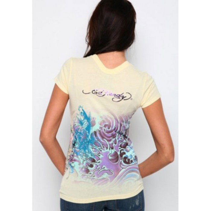 Outlet Ed Hardy on Sale,Assorted Arrangement Specialty Tee