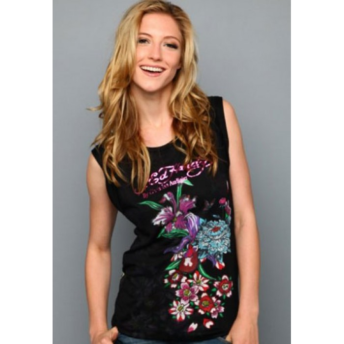 attractive price,Spring Bloom Specialty Rayon Roll Up Black
